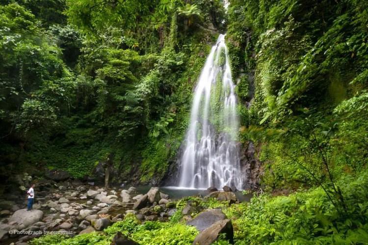 Ulan Ulan Fallsis one of Biliran tourist spots