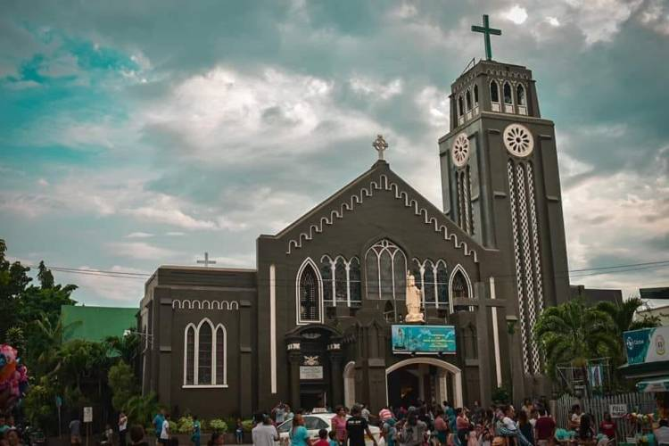 St Augustine Metropolitan Cathedral is one of Misamis Oriental tourist spots
