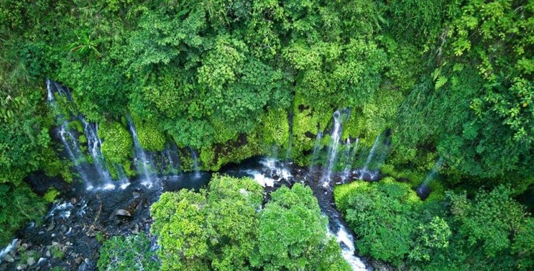 Piduan Curtain Falls is one of Misamis Occidental tourist spots