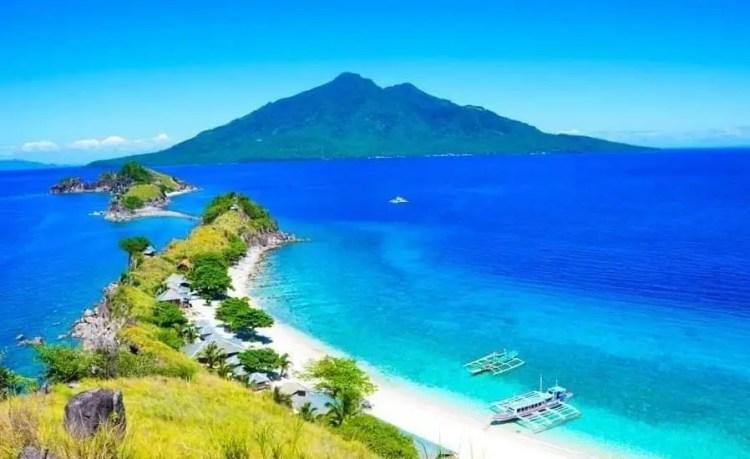 Sambawan Island is one of Biliran tourist spots.