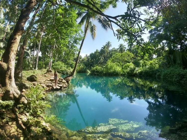 Bogac Cold Spring is one Surigao Del Sur tourist spots.