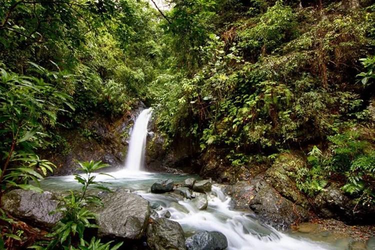 Gabaldon Falls is one of the tourist spots in Nueva Ecija.