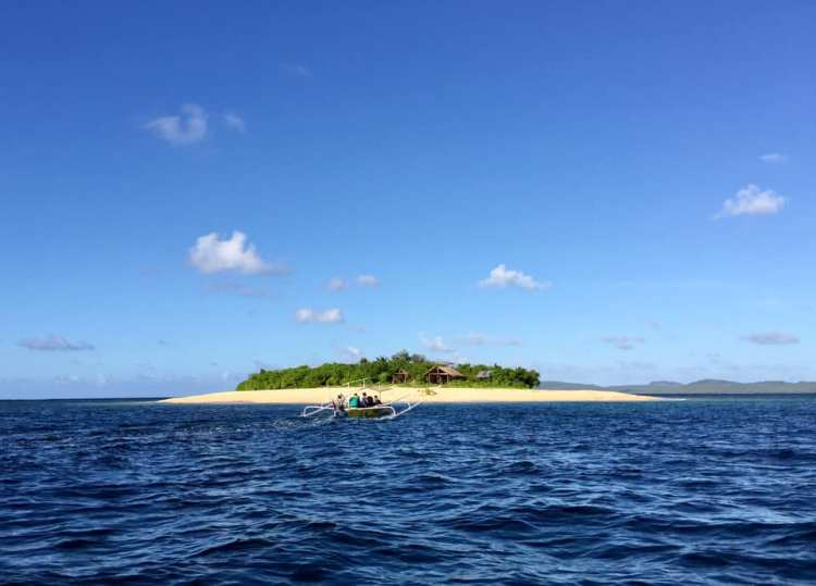 Kangkangon Beach is one of Surigao Del Norte tourist spots