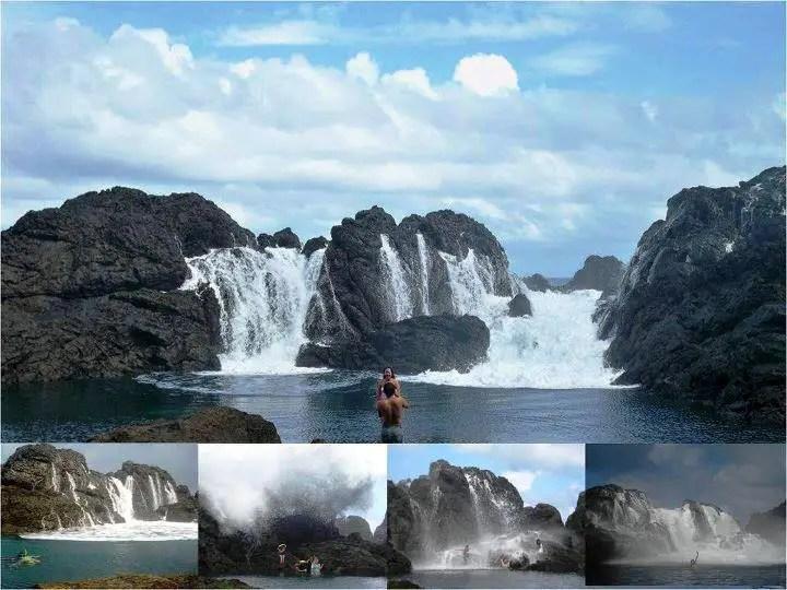 Laswitan Lagoon is one Surigao Del Sur tourist spots.