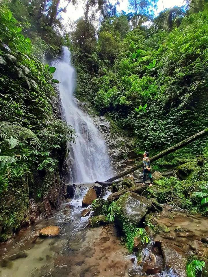 Marangig Falls is one of Davao De Oro tourist spots