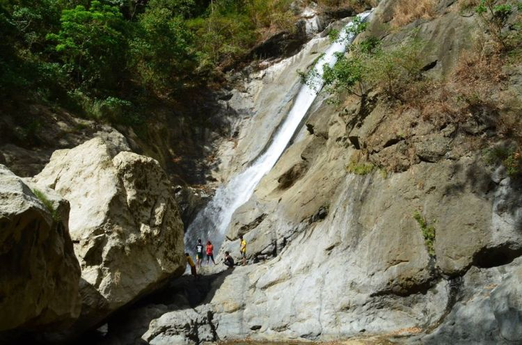 Nadsadjan Falls is one of the best Iloilo tourist spot