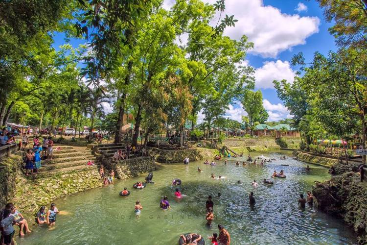 Suhot Cave and Spring is one of the best Capiz tourist spot