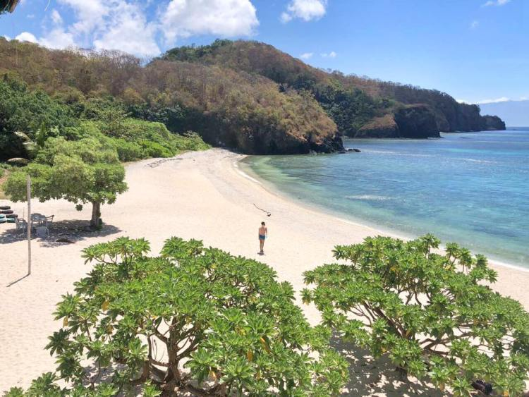 Sepoc Beach is one of the famous tourist spots/attractions in Batangas province.