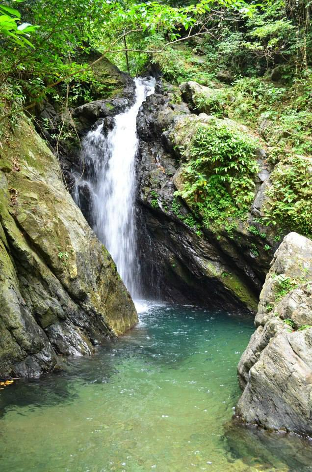 Nagata Falls is one of the best Aklan tourist spots