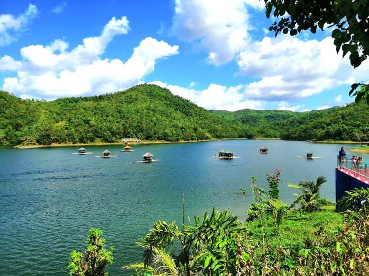 Marugo Lake is one of the best Capiz tourist spot