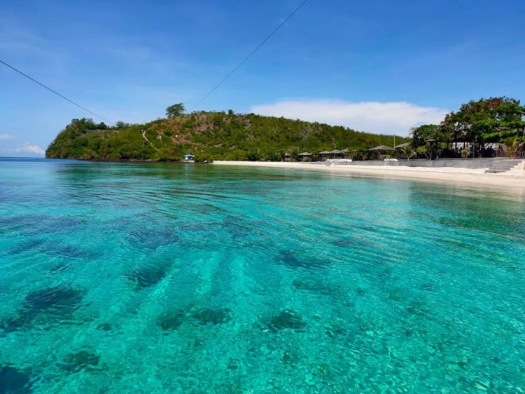 Bangas Island is one of the best Sulu tourist spots/Sulu attractions