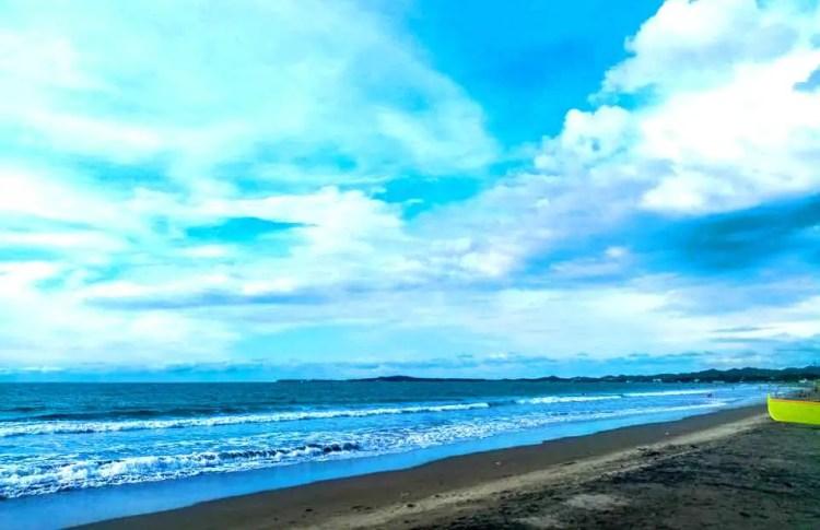 Taberna Beach is one of the best La Union beach