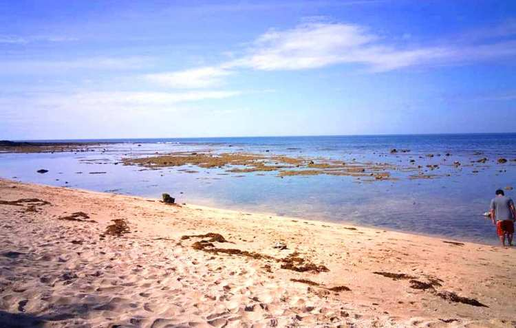 Canaoy Beach is one of the best La Union beach