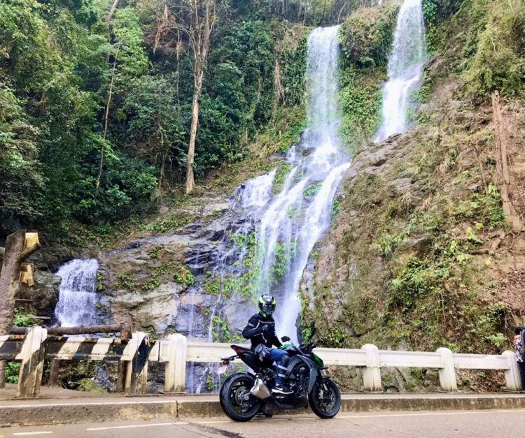 Tamaraw Falls is one of the best tourist spots/destinations in Oriental Mindoro.