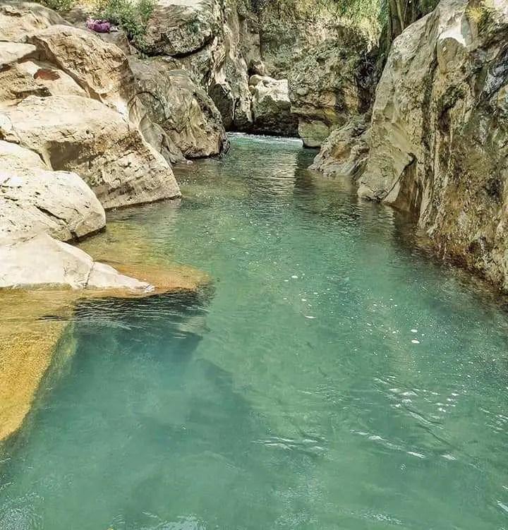 Bakes River is one of the best La Union tourist spots/destinations