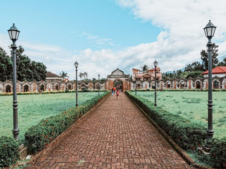 Nagcarlan Underground Cemetery is one of the best tourist spots/destinations in Laguna province.
