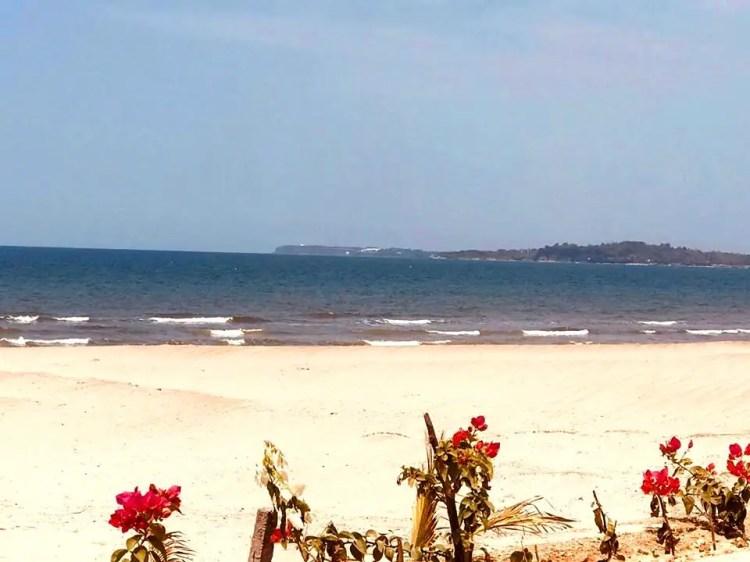 Baccuit Sur Beach is one of the best La Union beach
