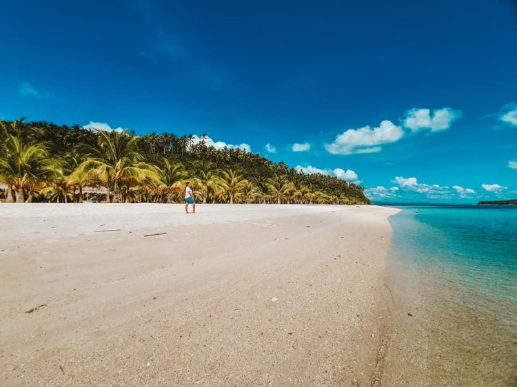 Porta Vega Beach is one of the best tourist spots/attractions in Masbate province