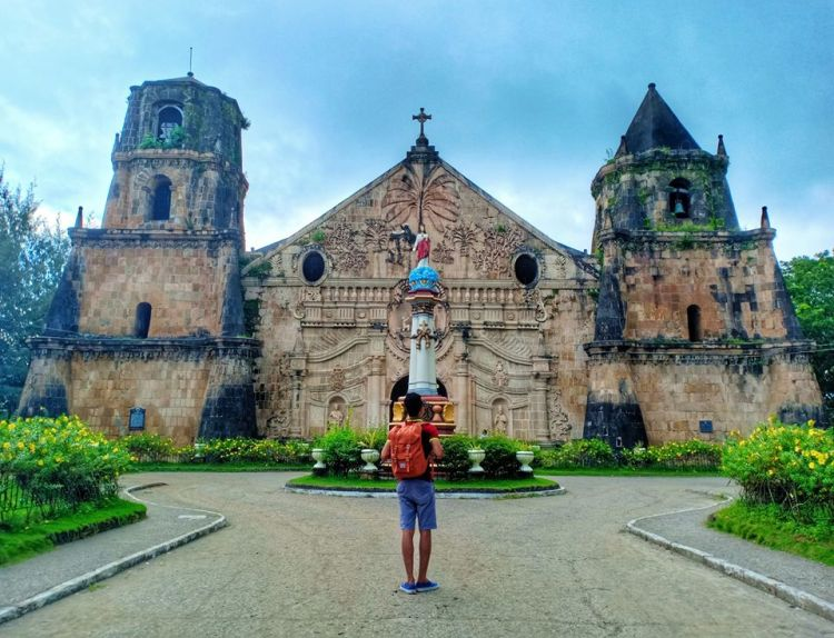 Miagao Church is one of the best Iloilo tourist spot
