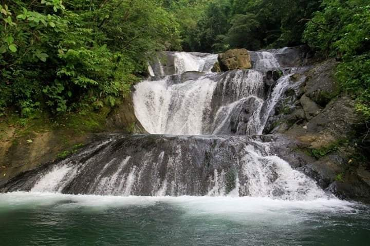 Ipasungaw Falls is one of the best Antique tourist spot