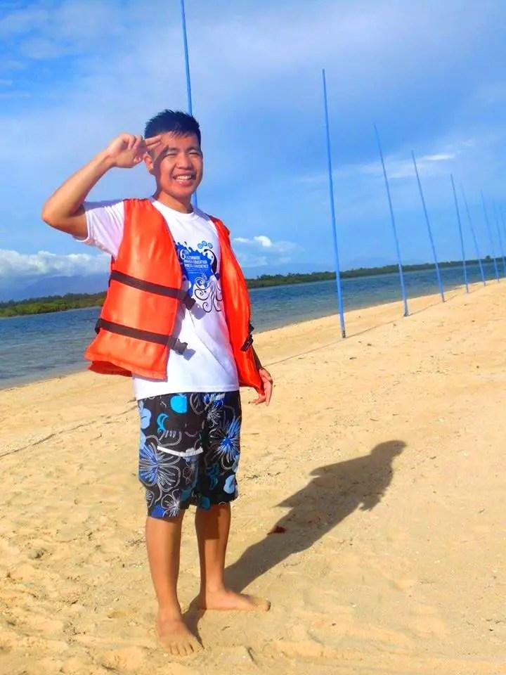 Cowrie Island at Honda Bay Palawan