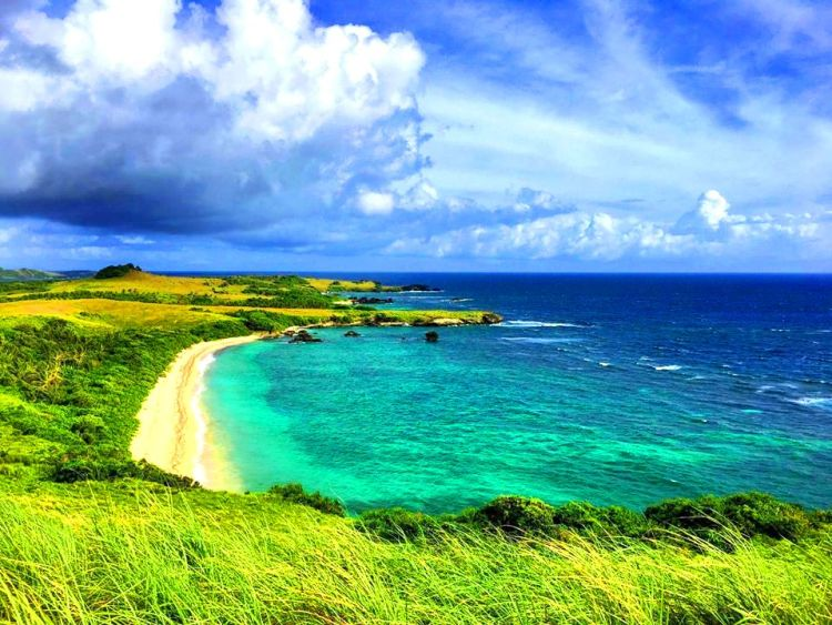 Lahuy Island is one of the tourist spots/destination in Camarines Sur