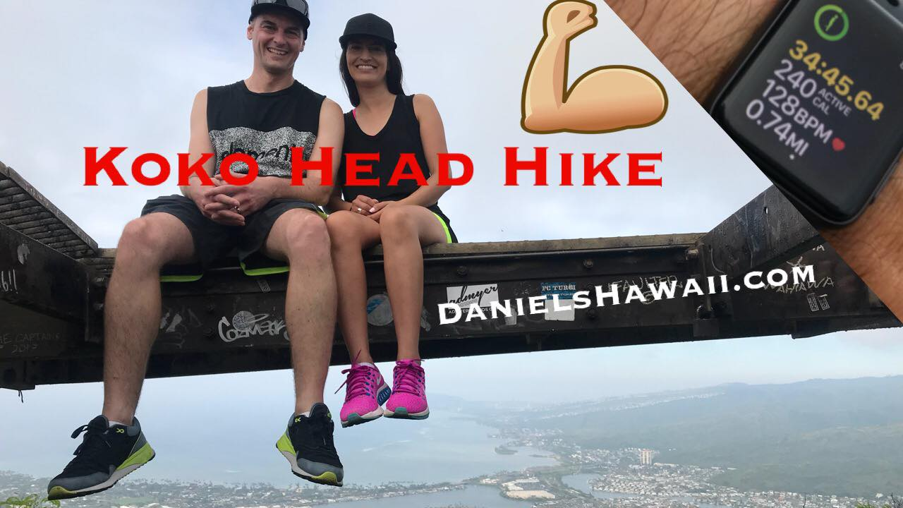 Koko Head Hike Oahu