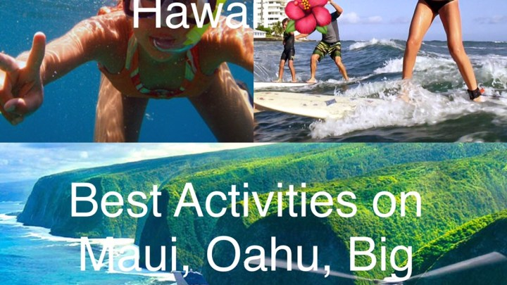 Hawaii Activities, Ideas & Vacation Planning