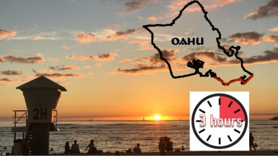 Oahu Sunset Tour