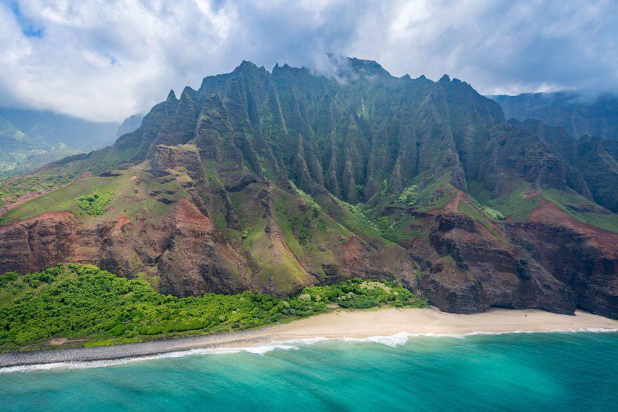 Napali Coast West Kauai
