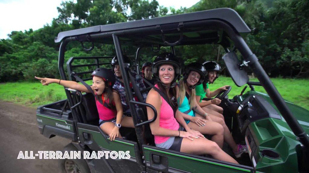 Family Vacation in Hawaii - Explore Kualoa Ranch