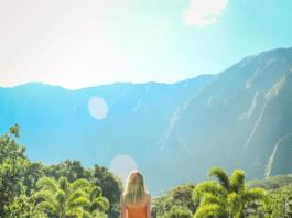 Outdoor Activities Oahu - Botanical Garden