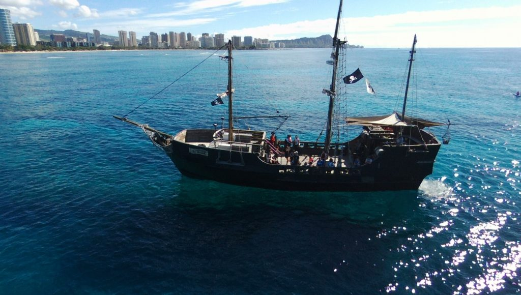 Pirate Ship Cruise Hawaii