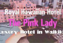 Royal Hawaiian Hotel in Waikiki