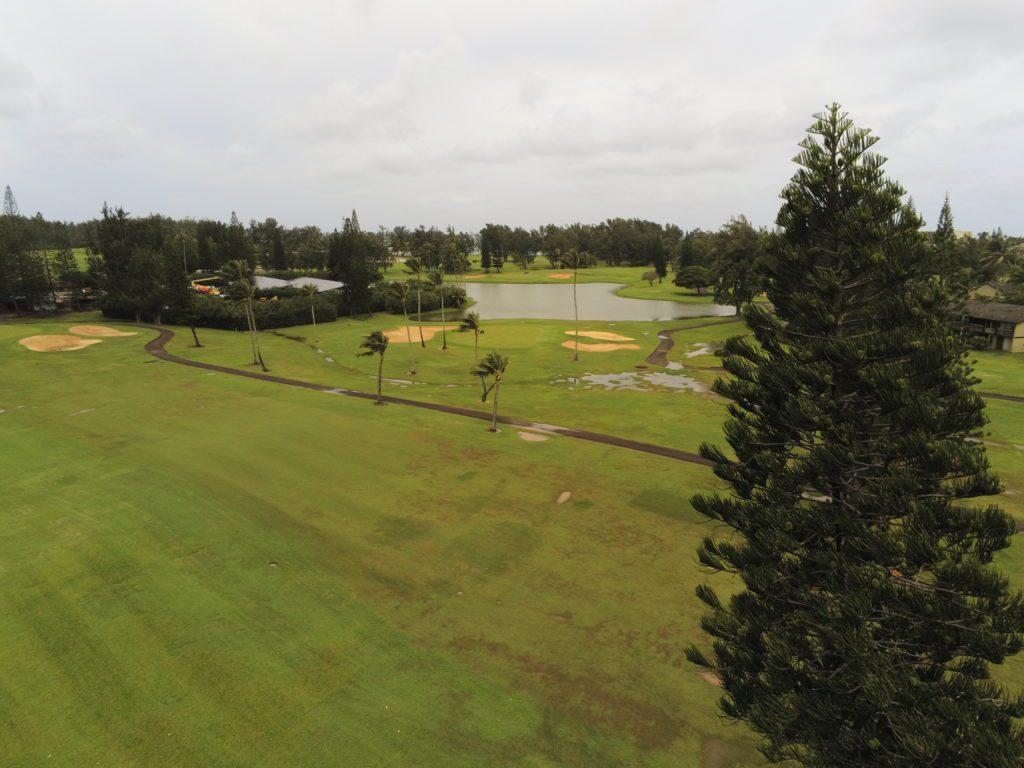 Turtle Bay Golf Course, Oahu, Hawaii