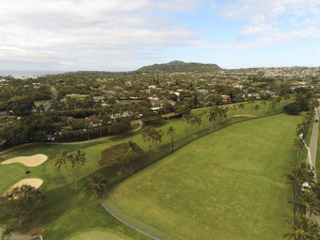 Waialae Golf Course, Oahu, Hawaii