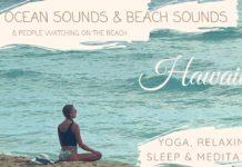 Ocean Sounds & Yoga at the Beach