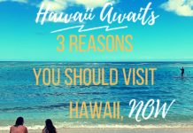 Visit Hawaii in September 2020