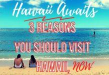 Visit Hawaii in August