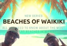 The Beaches of Waikiki in Hawaii