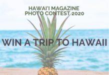 Win a Trip to Hawaii - Hawaii Magazine Photo Contest 2020