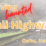 Driving Pali Highway