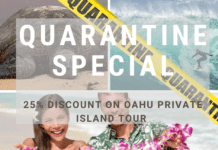 Quarantine Incentive Tour Oahu