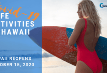Safe Activities in Hawaii Covid19