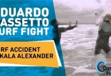 Surf Fights Hawaii - Kala Alexander & Eduardo Bassetto