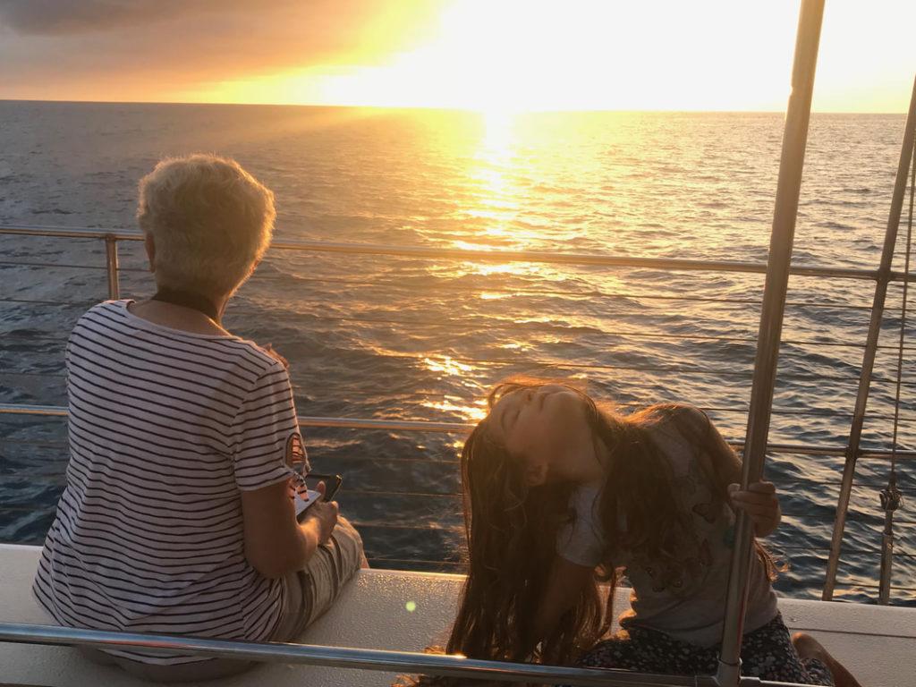 Sunset Sail Oahu