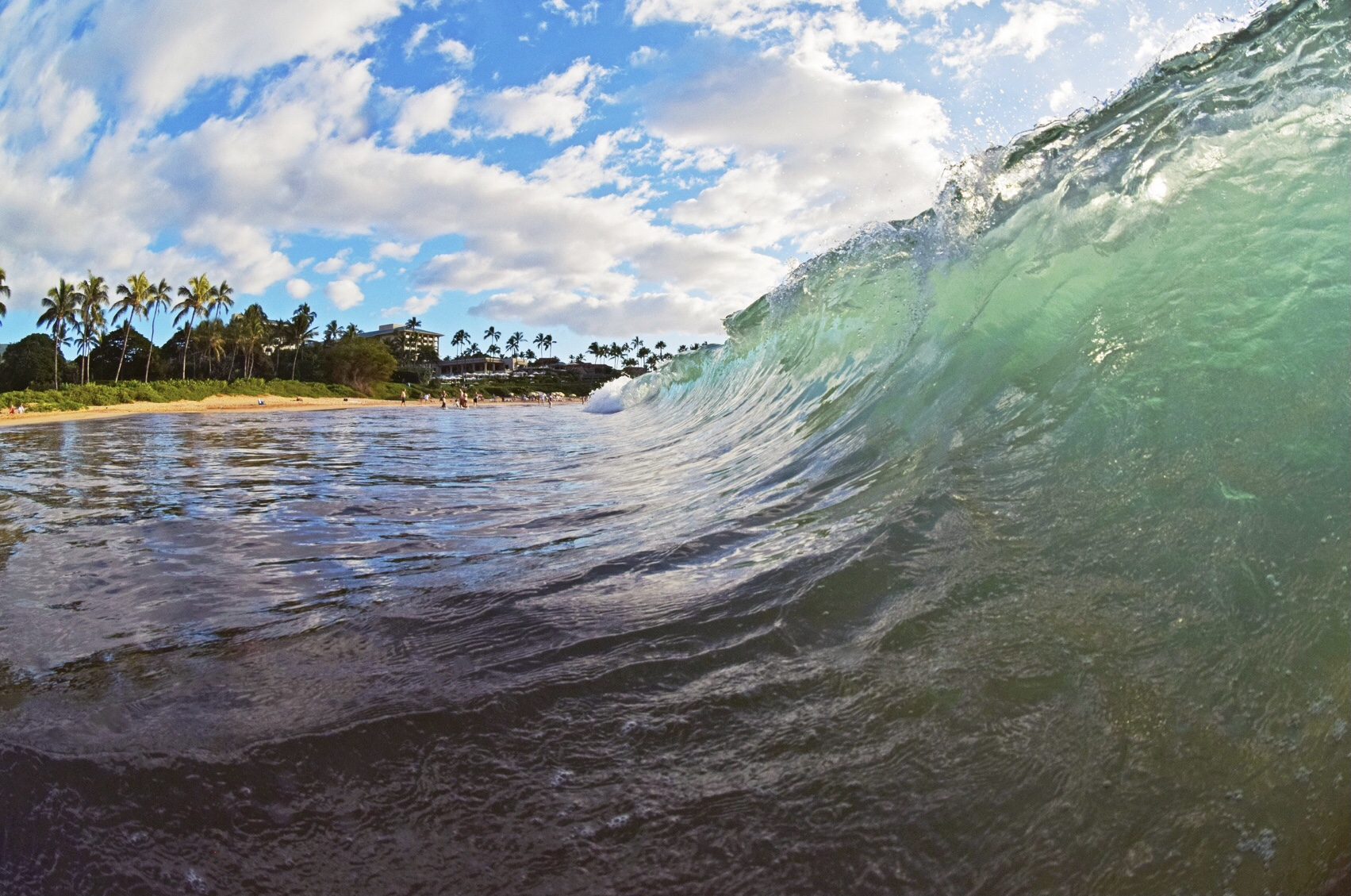 Maui waves are one of the attractions on the island