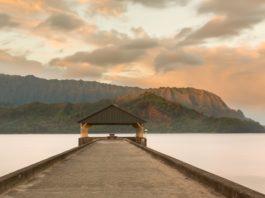 Hanalei Bay Beach is one destination when you plan a Kauai vacation