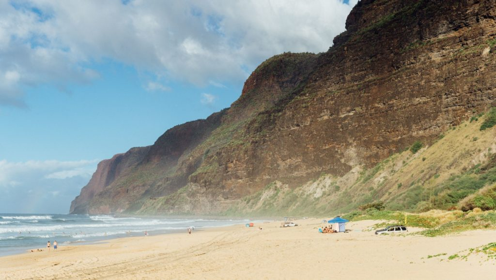 Polihale State Beach Park is one place to consider as you plan a Kauai vacation