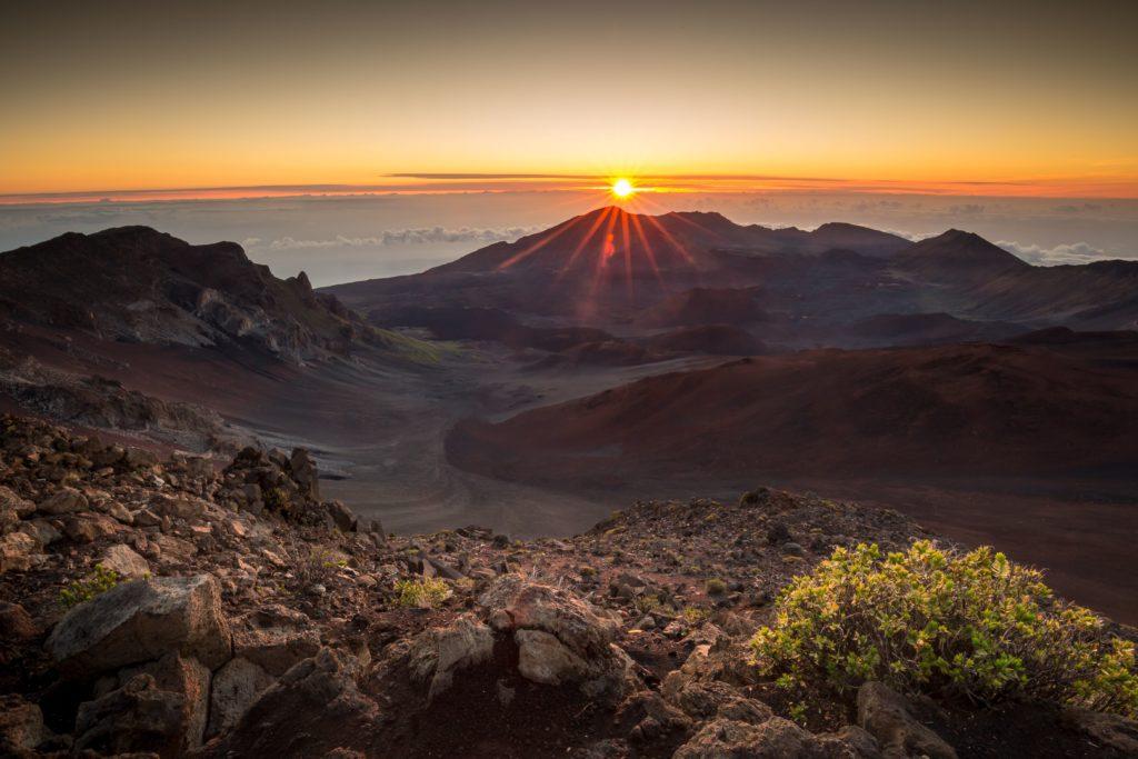 The Haleakalā sunrise on Maui is worth the effort